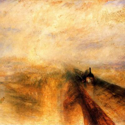Pluie, vapeur et vitesse
