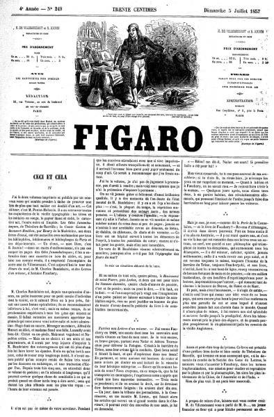 Poulet malassis baudelaire 150 ans fleurs du mal apm portrait biographie figaro grand